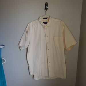 Mens Pendleton cotton short sleeve shirt
